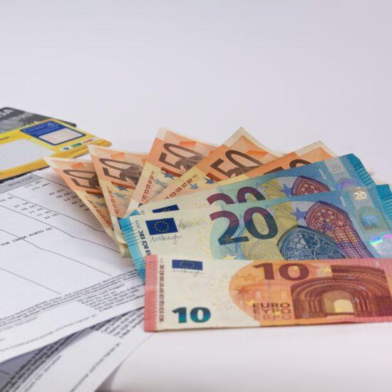 Money Euro Currency Europe Dollar Bill