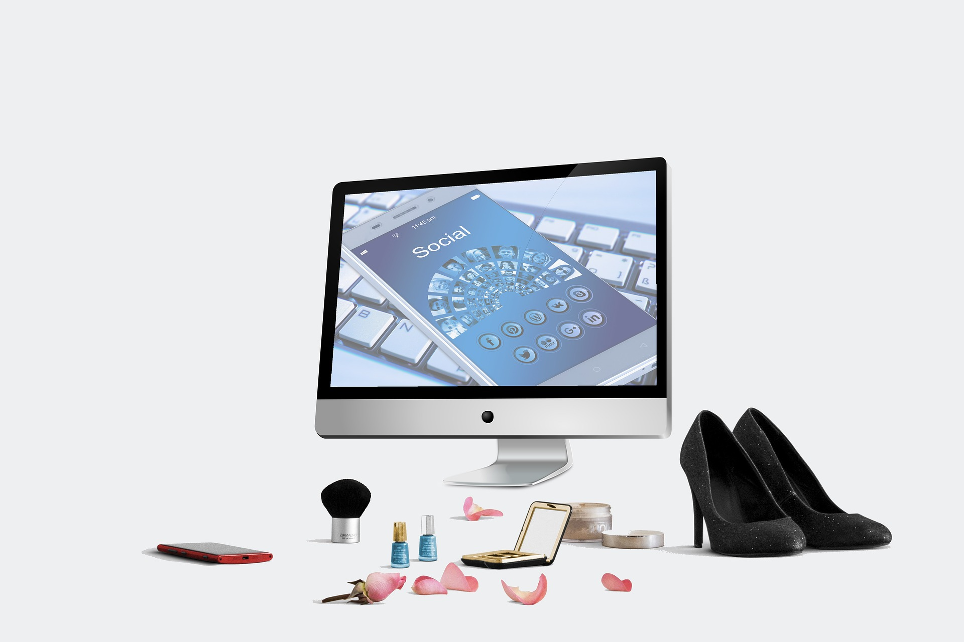 Social Media Social Life Style Instagram Product